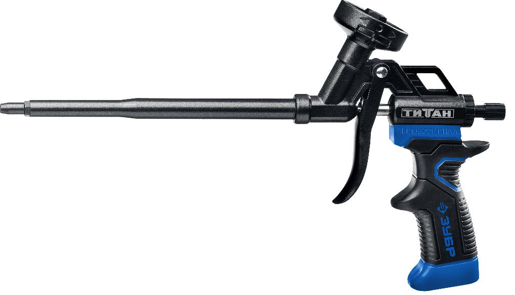 Новинка. Пистолет для монтажной пены Титан