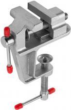 Тиски слесарные с винтовым зажимом 40 мм DEXX 32471-40