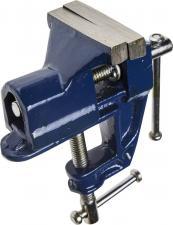 Тиски настольные с винтовым зажимом 60 мм DEXX 32473-60