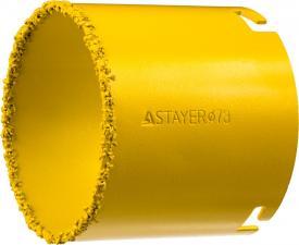Кольцевая коронка с карбид-вольфрамовой крошкой STAYER PROFESSIONAL 33345-73
