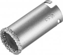 Кольцевая коронка с карбид-вольфрамовой крошкой KRAFTOOL EXPERT 33401-33_z01