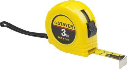 Рулетка измерительная STAYER MASTER 34014-03-16