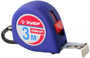 Рулетка измерительная ЗУБР СТАНДАРТ 34016-3