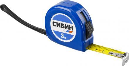 Рулетка измерительная СИБИН 34020-03-16