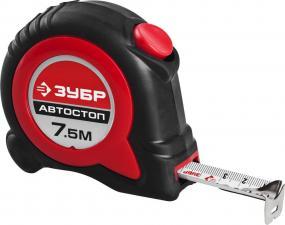Рулетка измерительная ЗУБР МАСТЕР 34052-08-25