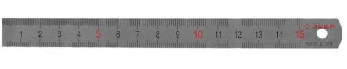 Линейка измерительная ЗУБР ЭКСПЕРТ 34280-0.5-015