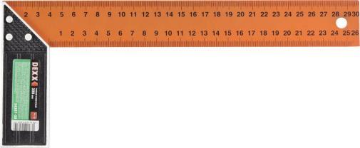 Угольник разметочный DEXX 34307-30