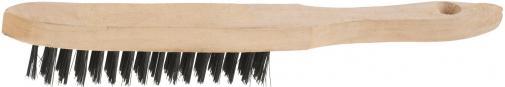 Щетки проволочные стальные / steel wire brush set STAYER MASTER 35020-6
