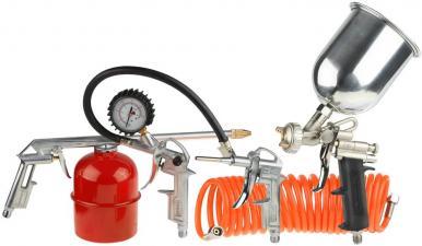 Набор пневмоинструмента STAYER MASTER 06488-H5