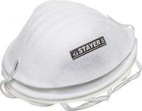 Маска техническая уп. 4 шт. STAYER MASTER 1110-H4