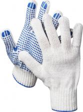 Перчатки трикотажные с защитой от скольжения DEXX 11400_z01