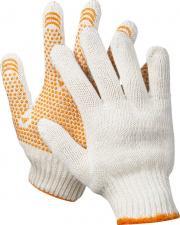 Перчатки трикотажные с защитой от скольжения STAYER MASTER 11404-S