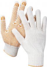 Перчатки трикотажные с защитой от скольжения STAYER MASTER 11404-XL