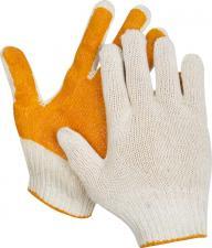 Перчатки трикотажные с защитой от скольжения ЗУБР ЭКСПЕРТ 11452-S