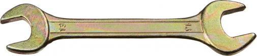Ключ гаечный рожковый DEXX 27018-13-14