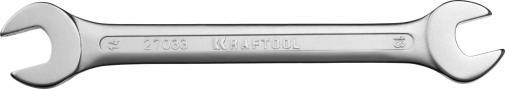 Ключ гаечный рожковый KRAFTOOL EXPERT 27033-13-14