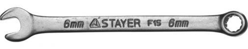 Ключ гаечный комбинированный STAYER MASTER 27085-06