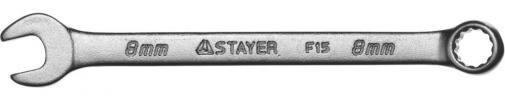 Ключ гаечный комбинированный STAYER MASTER 27085-08