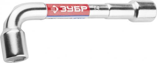 Ключ торцовый Г-образный проходной ЗУБР МАСТЕР 27185-14