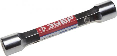 Ключ торцовый усиленный ЗУБР МАСТЕР 27190-17-19