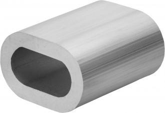 Зажим троса DIN 3093 алюминиевый ЗУБР МАСТЕР 304476-04