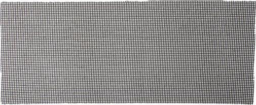 Шлифовальная сетка абразивная  № 220 115х280мм ЗУБР МАСТЕР 35483-220