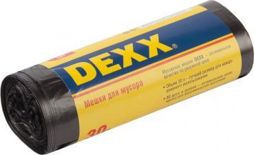 Мешки для мусора DEXX 39150-30