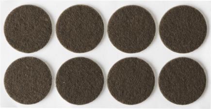 Накладки самоклеящиеся мебельные фетровые STAYER COMFORT 40910-25