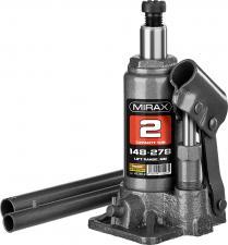 Домкрат бутылочный гидравлический MIRAX 43260-2