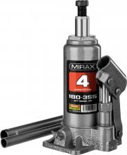 Домкрат бутылочный гидравлический MIRAX 43260-4