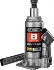 Домкрат бутылочный гидравлический MIRAX 43260-8