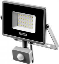 Прожектор светодиодный энергосберегающий 30Вт 2400 Лм IP65 STAYER PROFESSIONAL 57133-30