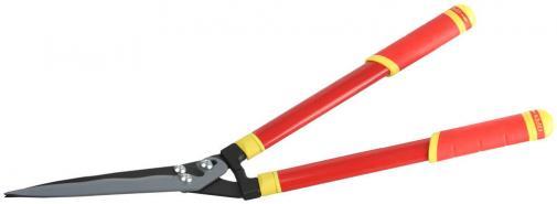 Кусторез с профильными лезвиями и телескопическими стальными ручками. GRINDA 8-423783_z01