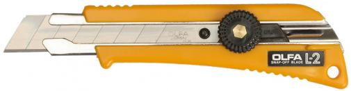 Нож с сегментированным лезвием для жестких материалов OLFA OL-L-2