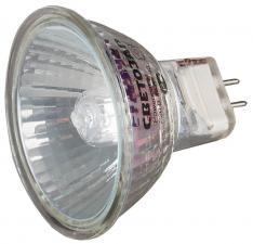 Мощность 75ВТ Тип цоколя GU5.3 напряжение 220В диаметр 51мм СВЕТОЗАР SV-44817