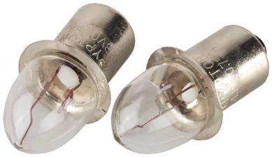 Лампа криптоновая  без резьбы  для фонарей 48 В / 075 А СВЕТОЗАР SV-56973