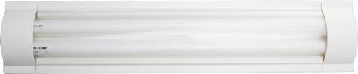 Две люм. лампы Т8   мощность 2х18 Вт СВЕТОЗАР SV-57595-2-18