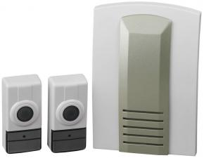 Звонок электрический СВЕТОЗАР SV-58066-2