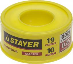 Фум лента STAYER MASTER 12360-19-025
