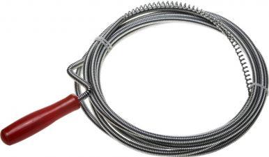 Трос сантехнический для прочистки труб и канализации ЗУБР МАСТЕР 51902-03