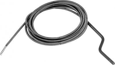 Трос сантехнический для прочистки труб и канализации СИБИН 51906-050