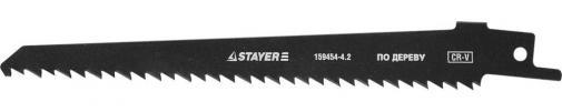 Полотно для сабельной электроножовки STAYER PROFESSIONAL 159454-4.2