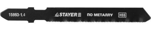 Полотна  для эл/лобзика HSS по металлу (15-2мм) EU-хвост. шаг 14мм 50мм STAYER PROFESSIONAL 15993-1.4_z01 STAYER PROFESSIONAL 15993-1.4_z01