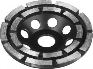Чашка алмазная шлифовальная ЗУБР ПРОФЕССИОНАЛ 33372-115