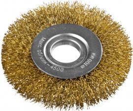 Щетка-крацовка дисковая для УШМ DEXX 35101-100