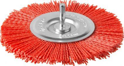 Щетка-крацовка дисковая для дрели ЗУБР ПРОФЕССИОНАЛ 35161-125_z02
