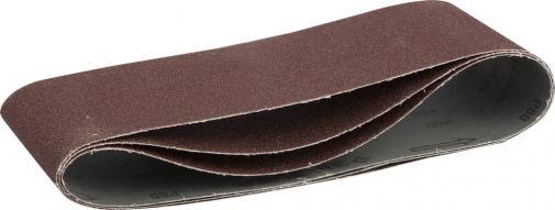 Лента шлифовальная универсальная  бесконечная на тканевой основе для ЛШМ P60 100х610мм ЗУБР МАСТЕР 35543-060