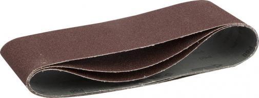 Лента шлифовальная универсальная  бесконечная на тканевой основе для ЛШМ P80 100х610мм ЗУБР МАСТЕР 35543-080