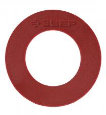 Прокладка дисковая пластиковая многоразовая ЗУБР МАСТЕР ЗУШМ-ШП