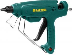 Пистолет термоклеящий электрический KRAFTOOL PRO 06843-220-12